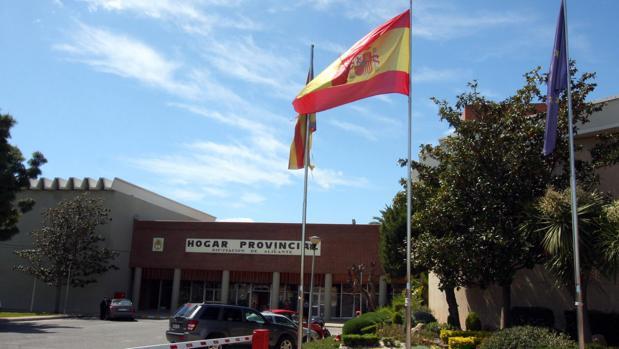 Imagen de archivo del Hogar Provincial de Alicante
