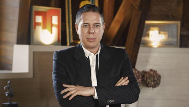 El diseñador Haníbal Laguna