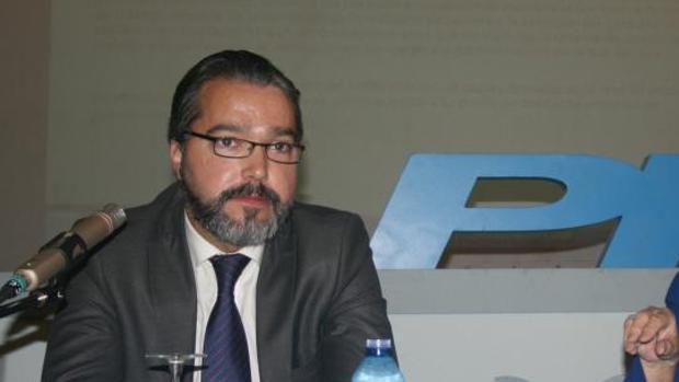 Borja Gutiérrez, alcalde de Brunete