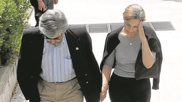 Familiares de las víctimas de Noelia de Mingo