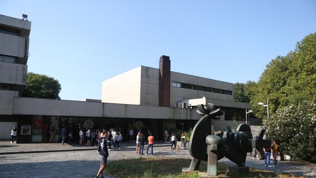 Facultad de Económicas de Santiago de Compostela