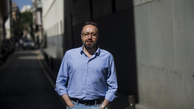 Juan Carlos Girauta, portavoz de Ciudadanos en el Congreso de los Diputados