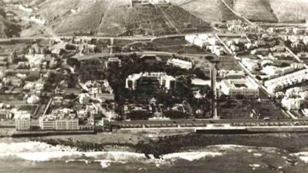 El hotel Santa Catalina en las primeras décadas de su desarrollo