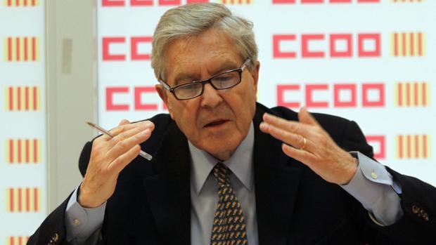 Carlos Jiménez Villarejo, en una imagen de archivo