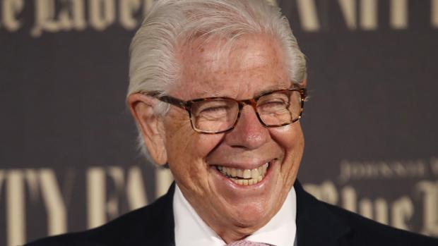 Carl Bernstein recibirá el Premio Internacional de Periodismo Vanity Fair, esta noche en Madrid.