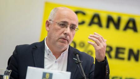 Antonio Morales, presidente de Gran Canaria