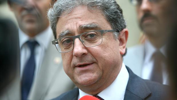 El delegado del Gobierno, Enric Millo