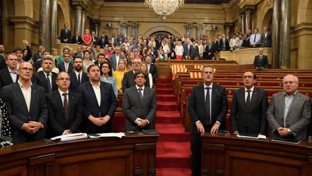 Imagen del Parlament