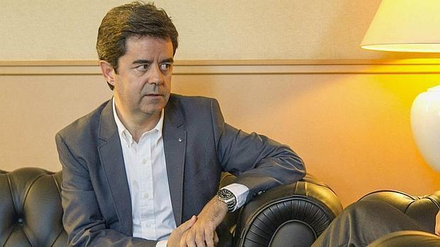 Luis Felipe (PSOE), alcalde de Huesca