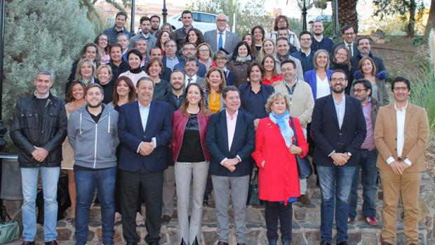 Reunión de la Ejecutiva del PSOE de Castilla-La Mancha