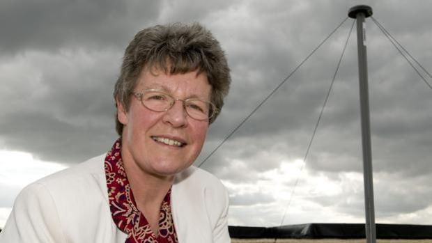 Jocelyn Bell, astrofísica irlandesa