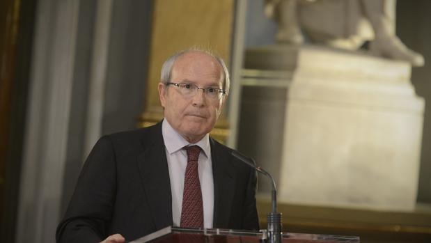 Pleno en el Senado para aprobar la aplicación del 155 en Cataluña.