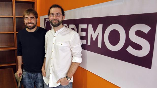 Imagen de archivo de Daniel Ripa y Emilio León