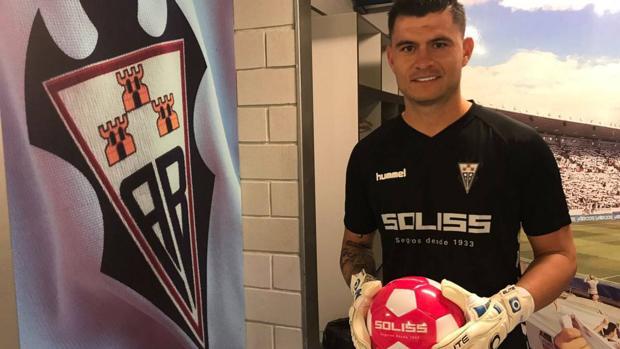 Carvajal llegó este verano a Albacete procedente del Deportivo Saprissa, el club más importante de Costa Rica
