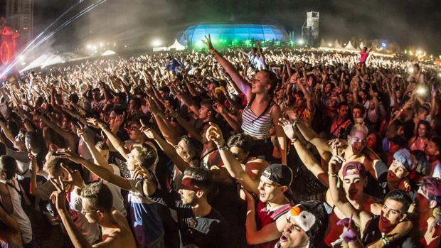 Imagen de la última edición del festival