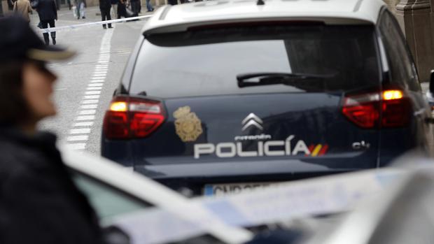 Varias calles de Zaragoza han sido acordonadas por la Policía como medida de precaución