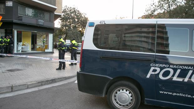 Una de las oficinas a la que llegó uno de los falsos paquetes-bomba