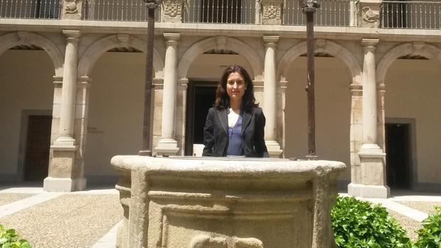 La historiadora guadalajareña María Lara
