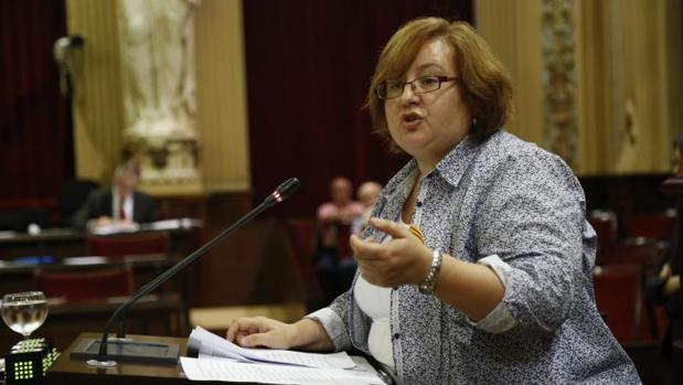Montserrat Seijas ahora es miembro del Grupo Mixto Balear
