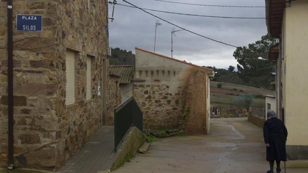 Villageriz, pueblo de Zamora, una de las provincias junto a Soria más afectadas por la despoblación