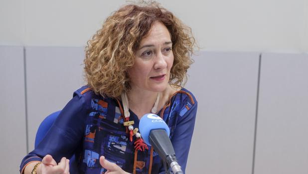 La alcaldesa de Ponferrada, Gloria Fernández Merayo