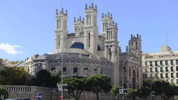 Exterior de Santa María del Silencio