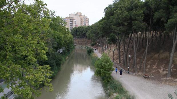 El sistema de riegos del Canal Imperial, uno de los más atosigados por la falta de agua embalsada
