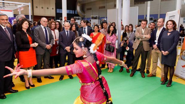 India es el país invitado en esta edición de Intur
