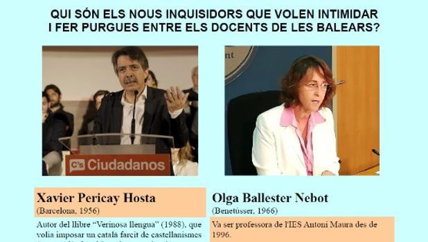 Cartel que ha difundido el sindicato Unió Obrera Balear