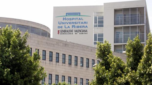 Hospital Universtario de La Ribera, del grupo de centros gestionados por Ribera Salud