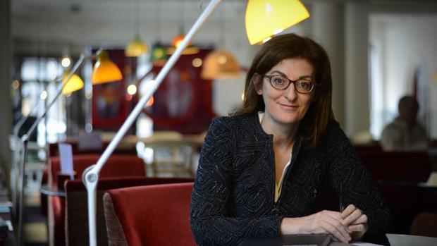 Maite Pagazartundúa, en una imagen de archivo