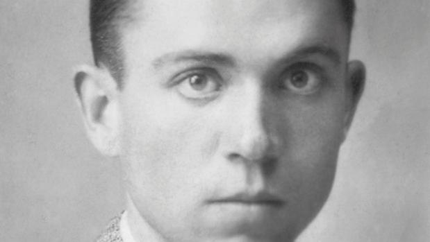 Imagen de archivo de Miguel Hernández, hacia el año 1933
