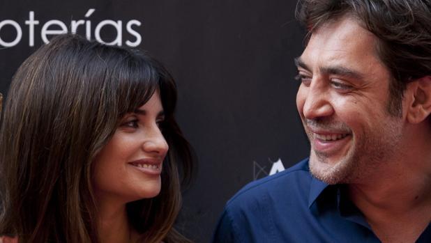 Penélope Cruz y Javier Bardem, en una imagen de archivo