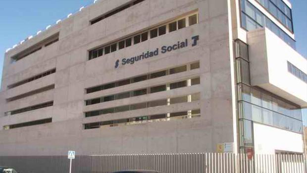 Edificio de la Tesorería de la Seguridad Social en Ciudad Real