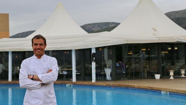 Sergio Córcera cumple veinte años como chef