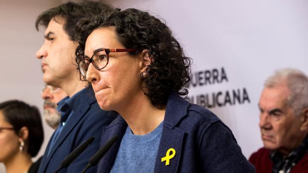 ERC insta en su programa al Estado español y al mismo tiempo a las instituciones europeas»