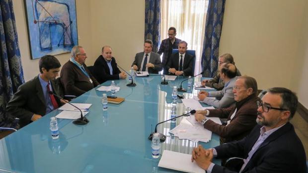 Reunión de la Comisión Técnica de la Mesa del Agua, este lunes en Alicante