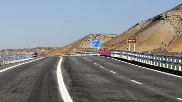 Imagen de archivo de otra carretera autonómica, en el tramo entre la Autovía de la Sagra y la CM-4001