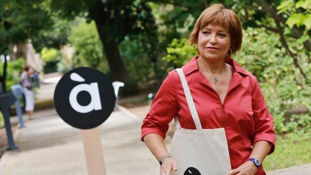 La directora del canal autonómico À punt, Empar Marco