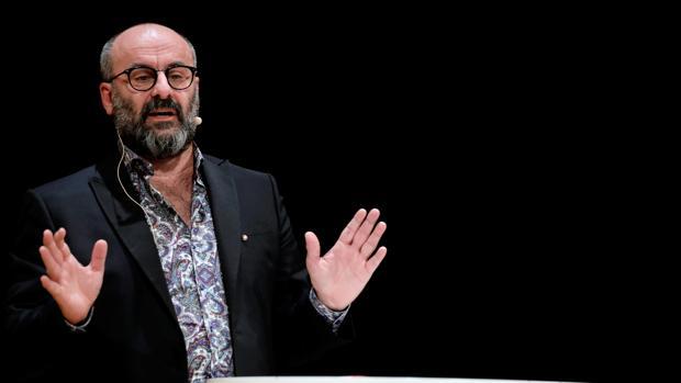 Davide Livermore, intendente y director artístico del Palau de les Arts Reina Sofía de Valencia