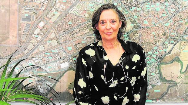 La primer teniente de alcalde de Alcalá de Henares, Olga García