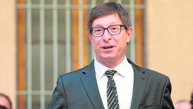 Carles Mundó, exconsejero de la Generalitat
