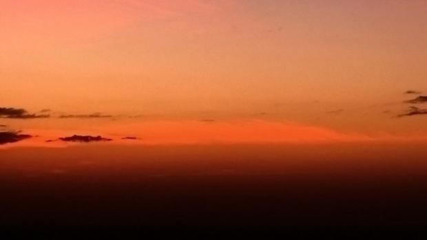 Amanecer en Gran Canaria este miércoles