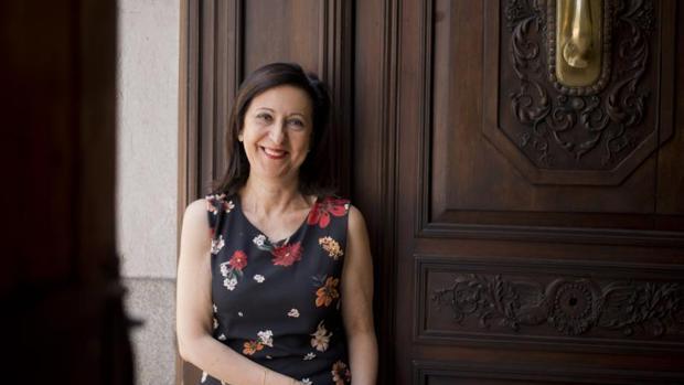 La portavoz del PSOE en el Congreso de los Diputados, Margarita Robles