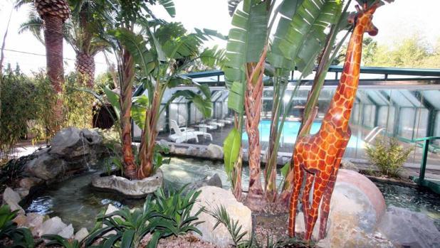 Casa de lujo con piscina cubierta vendida en Alicante