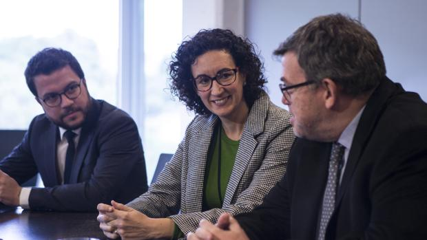 Marta Rovira, número dos de ERC