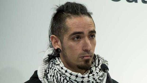 Rodrigo Lanza fue acusado de dejar tetraplégico a un agente de la Guardia Urbana