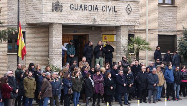 Concentración este viernes en Alcañiz