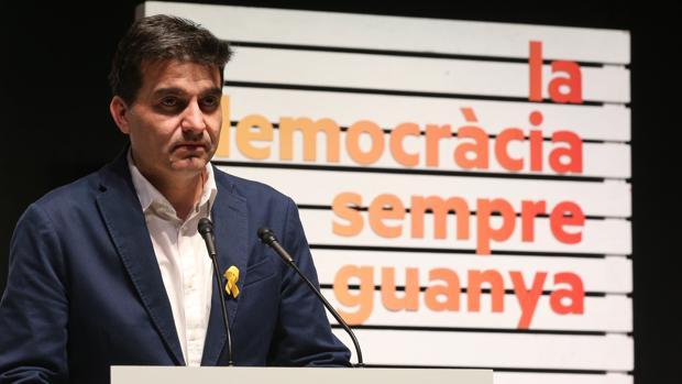 El portavoz de ERC, Sergi Sabrià