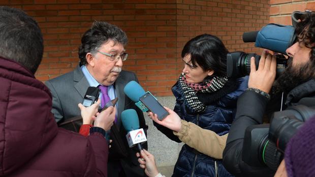 Uno de los abogados de la defensa de los futbolistas investigados por un delito de agresión sexual sobre una menor de 15 años